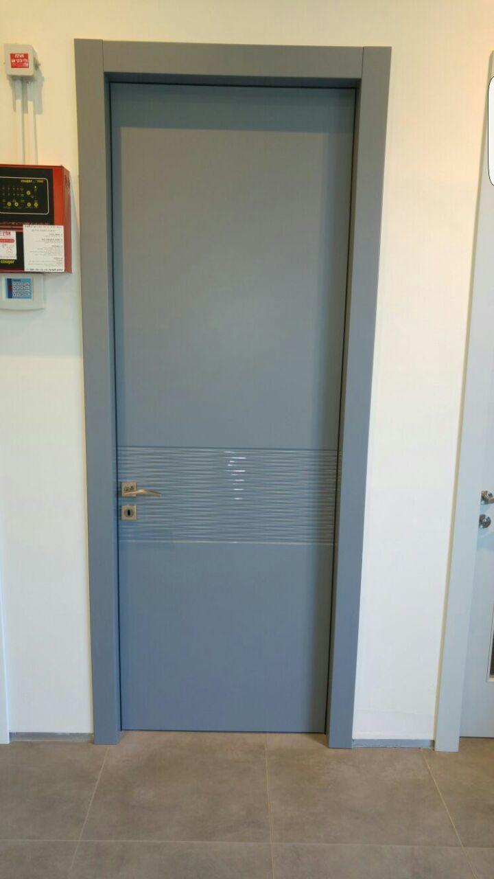 דלת גל באמבע צבע בתנור מיוחד מיוחד
