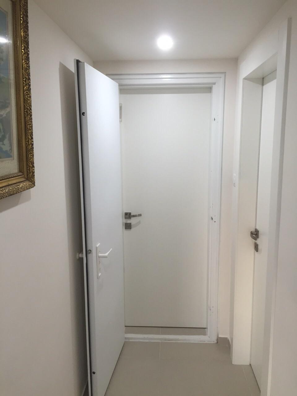 דלת פנים לממד